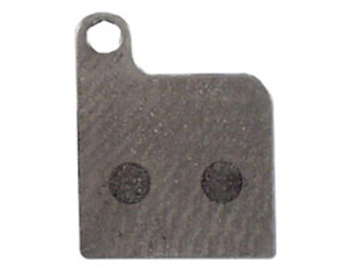 Ebc Brakes disc pads, Deore-M556/555* - green