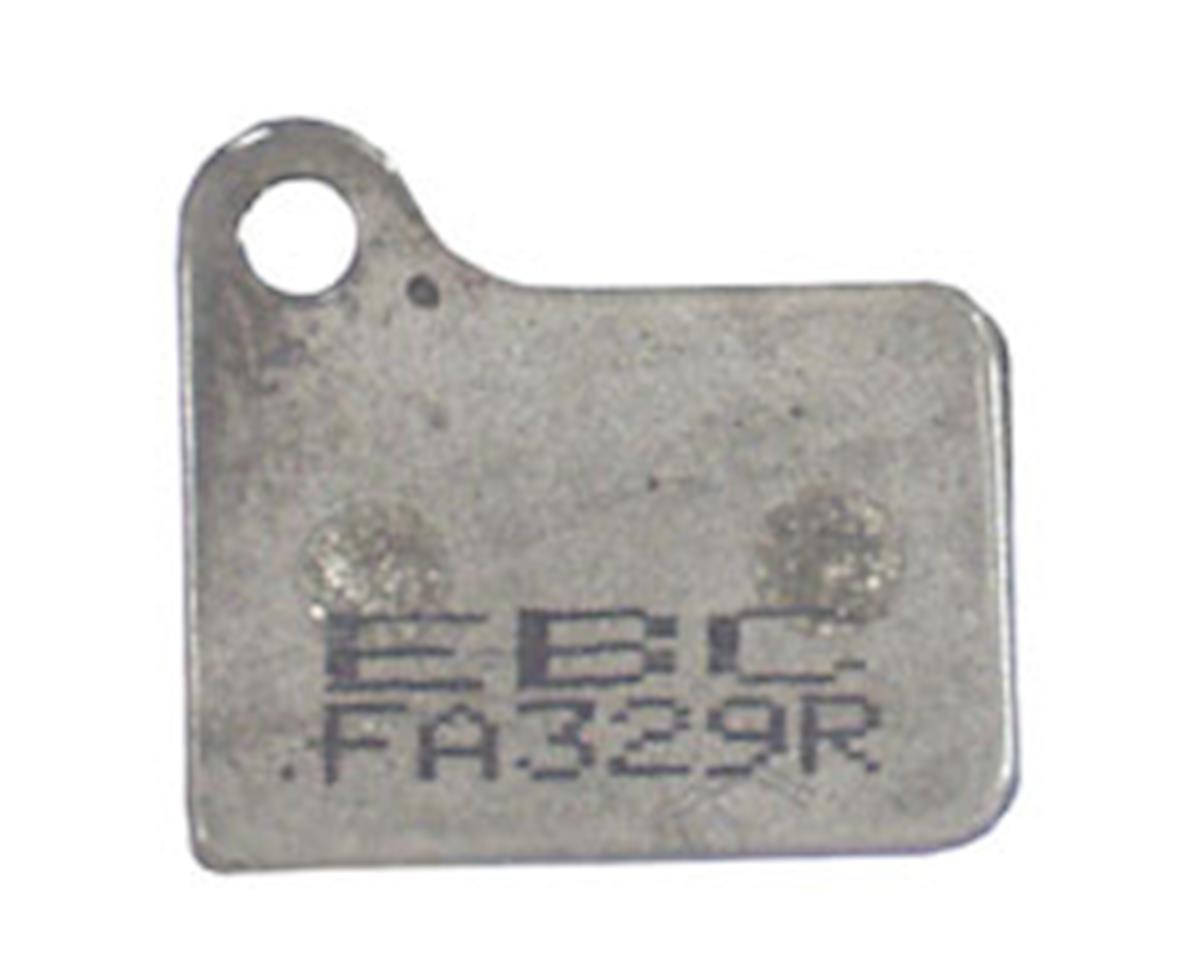 Ebc Brakes disc pads, Deore-M556/555* - red
