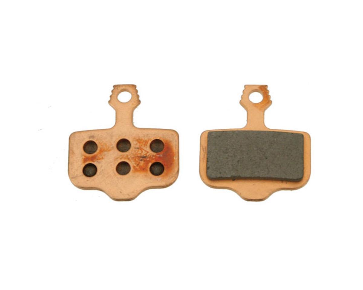 Ebc Brakes disc pads, Avid XX, Elixir models - gold