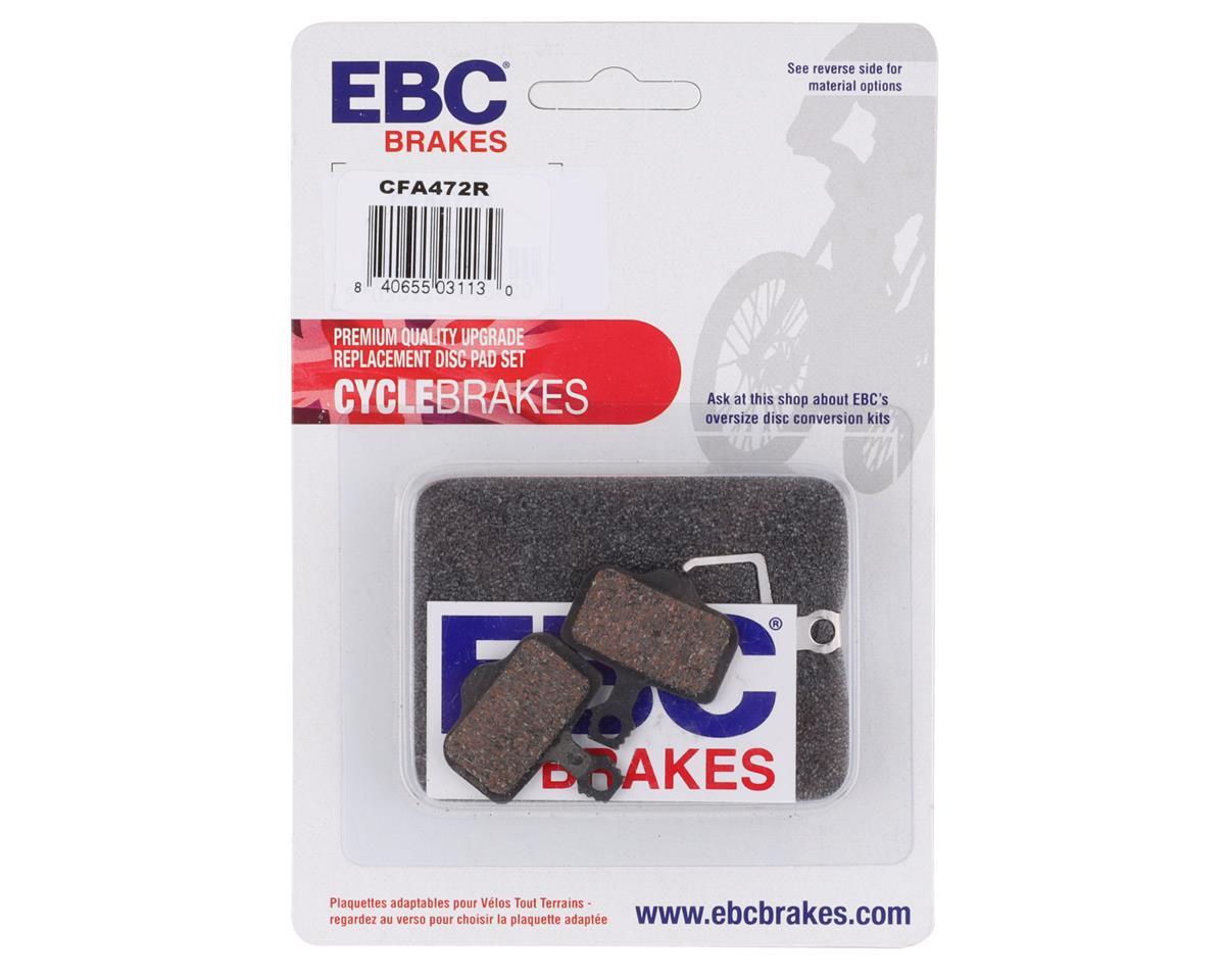 Ebc Brakes disc pads, Avid XX, Elixir models - red