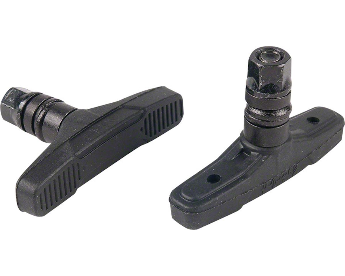 Eclat Force Brake Pads Regular Bolt Black