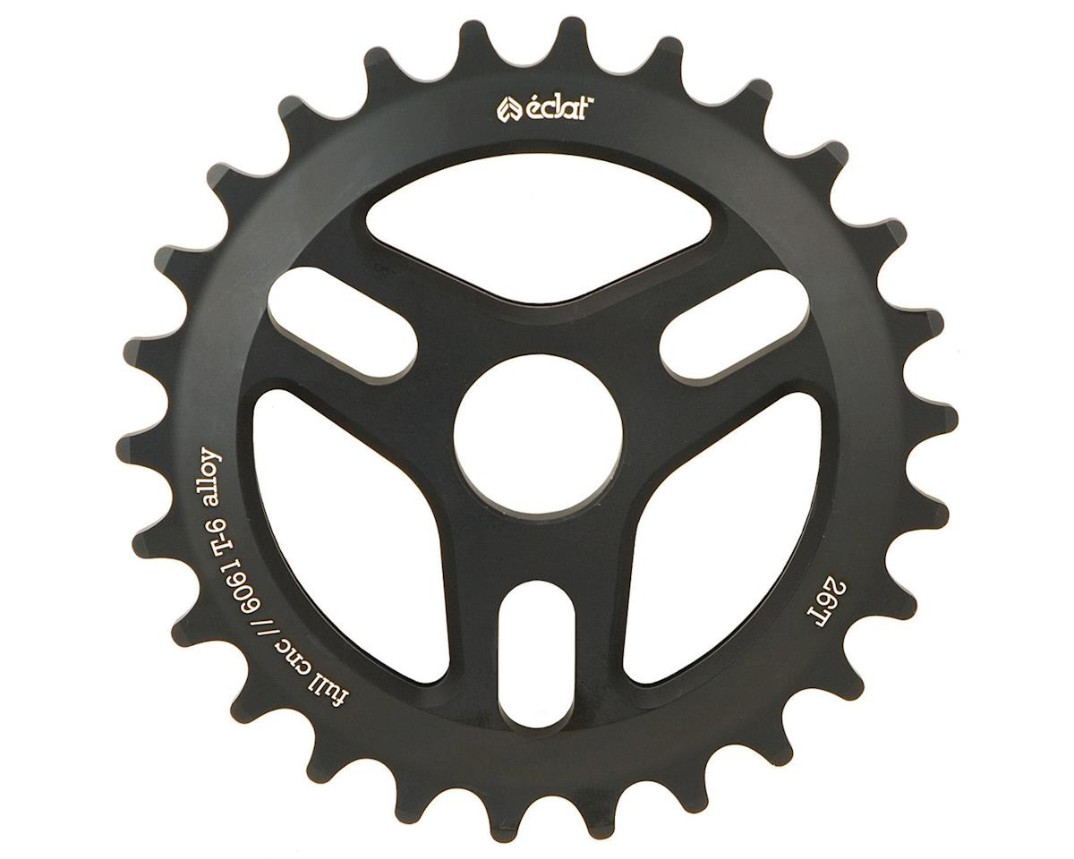 Eclat Vent Sprocket (Black) (25T)