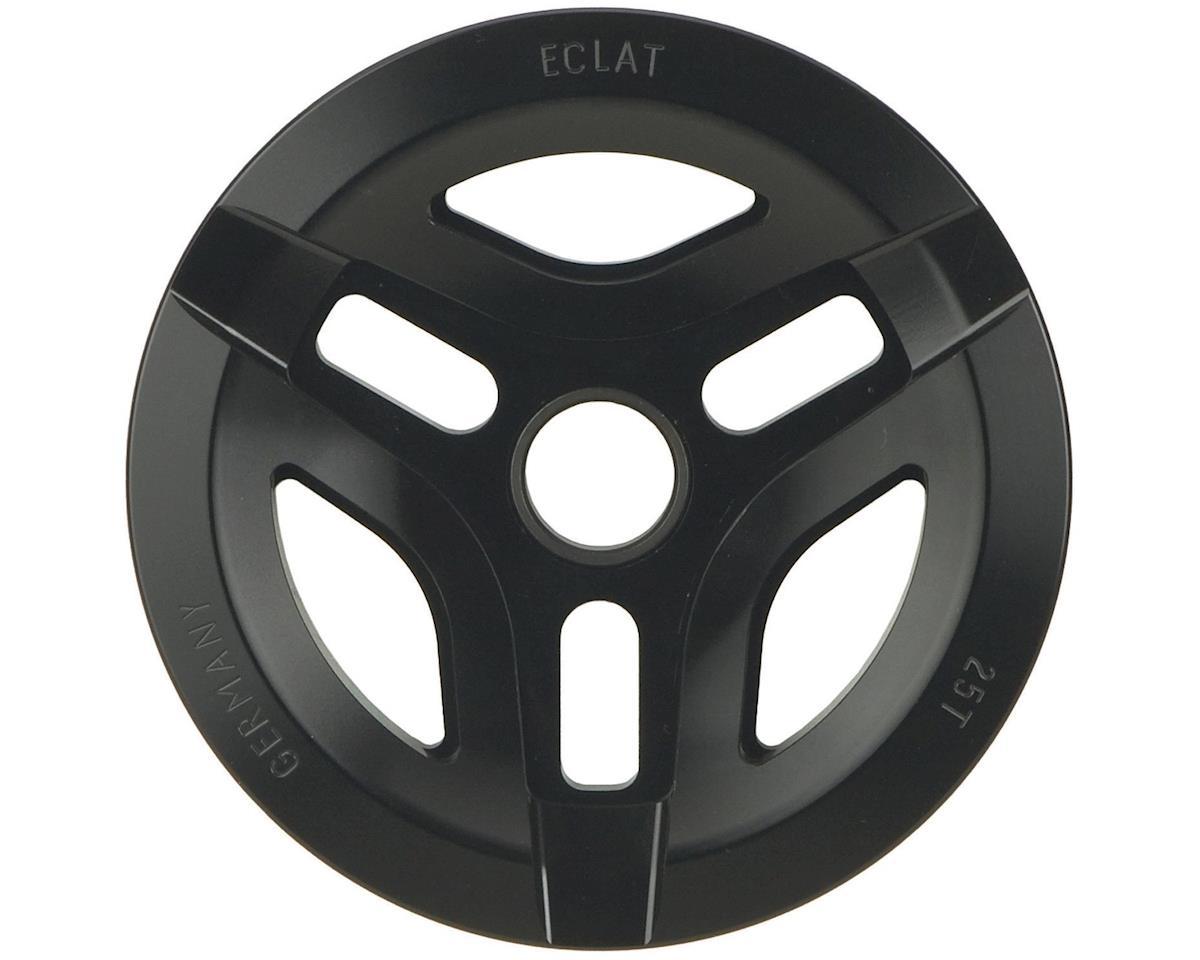 Vent Guard Bolt Drive Sprocket 25T 24mm/22mm/19mm Black