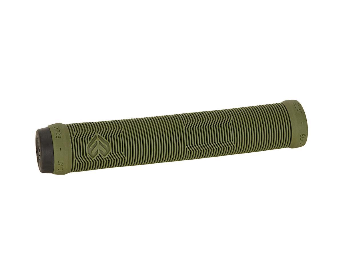 Eclat Pulsar Grips - Army Green