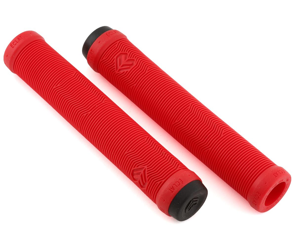 Eclat x ODI Pulsar Grips Red 170mm Length, 27mm Diameter
