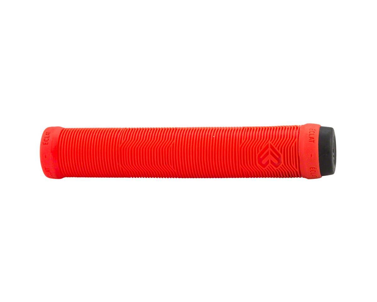 Eclat Pulsar Grips - Neon Red