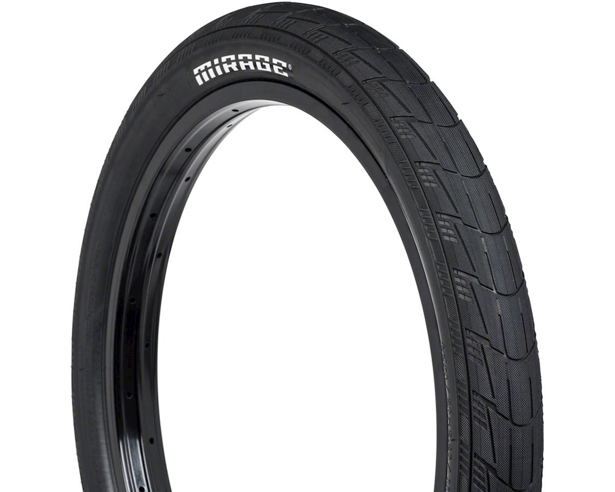 Eclat Mirage Tire - 20 x 2.45, Clincher, Wire, Black, 110tpi