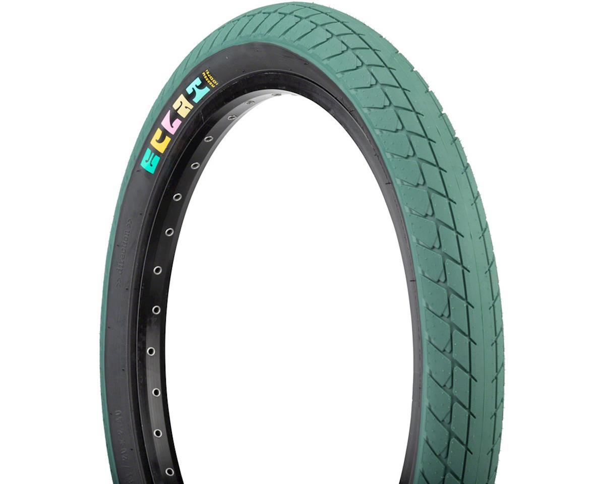 Eclat Morrow Tire (Ty Morrow) (Forest Green/Black) (20 x 2.40)