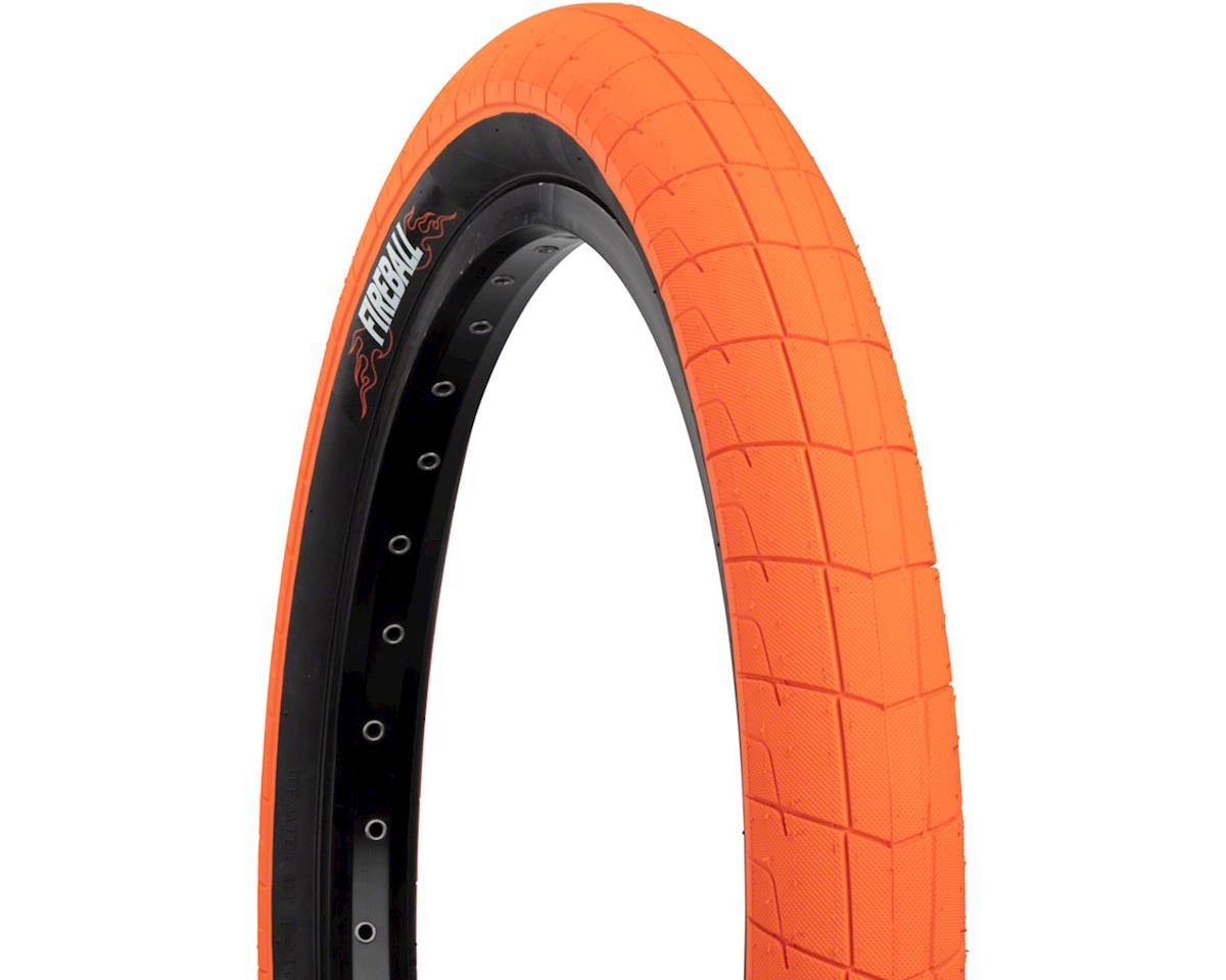 Eclat Fireball Tire (Hot Pink/Black) (20 x 2.40)
