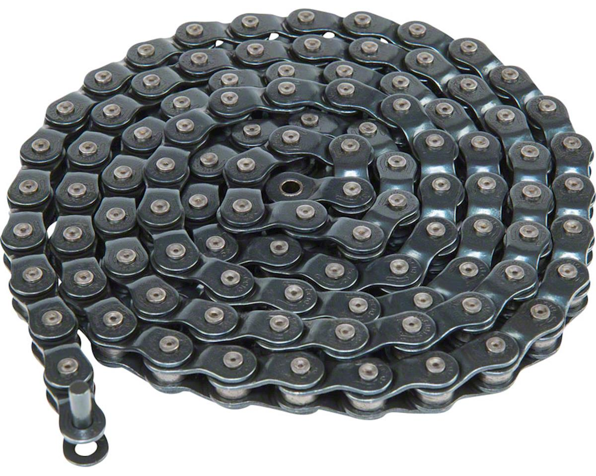 "4-Stroke Half-Link Chain 1/2"" x 1/8"" Black"