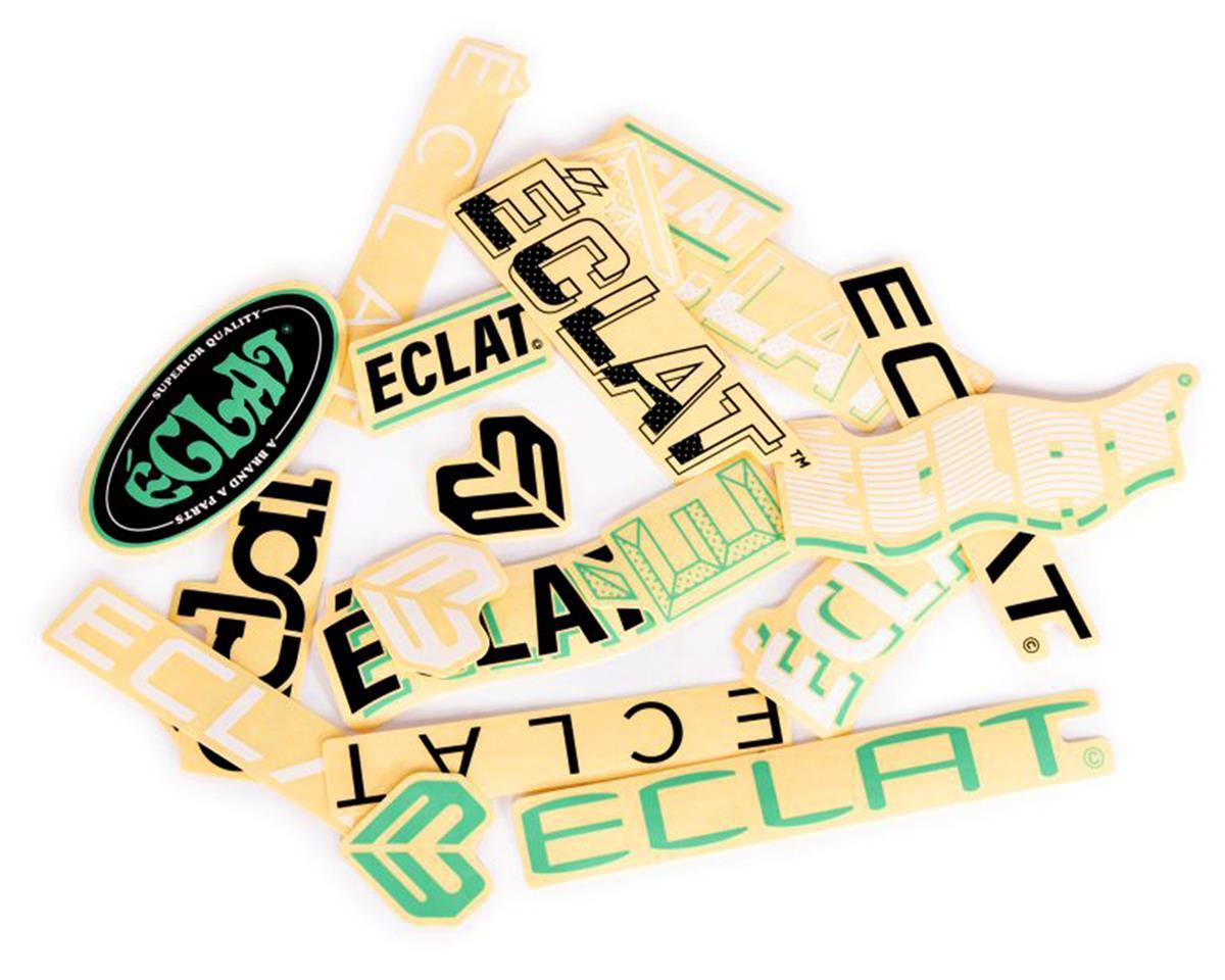 Eclat Frame Sticker Pack, 15 Stickers