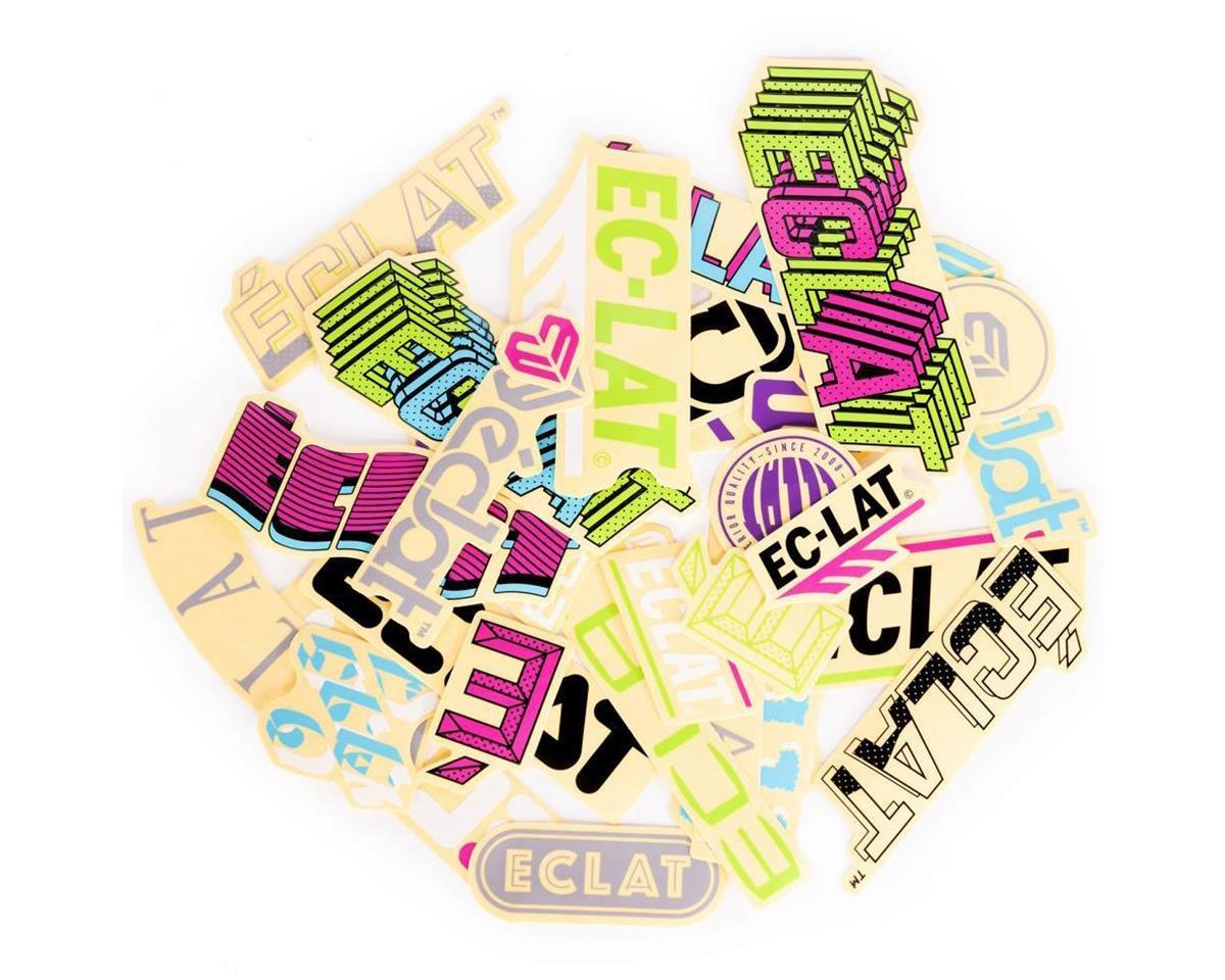Eclat Stickerpack with 20 Stickers