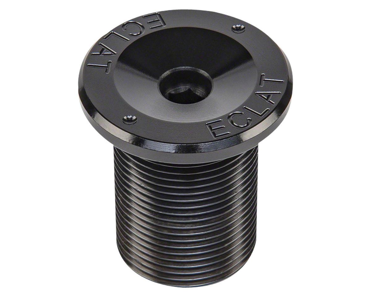 Top Bolt 24x1.5mm Thread, Black