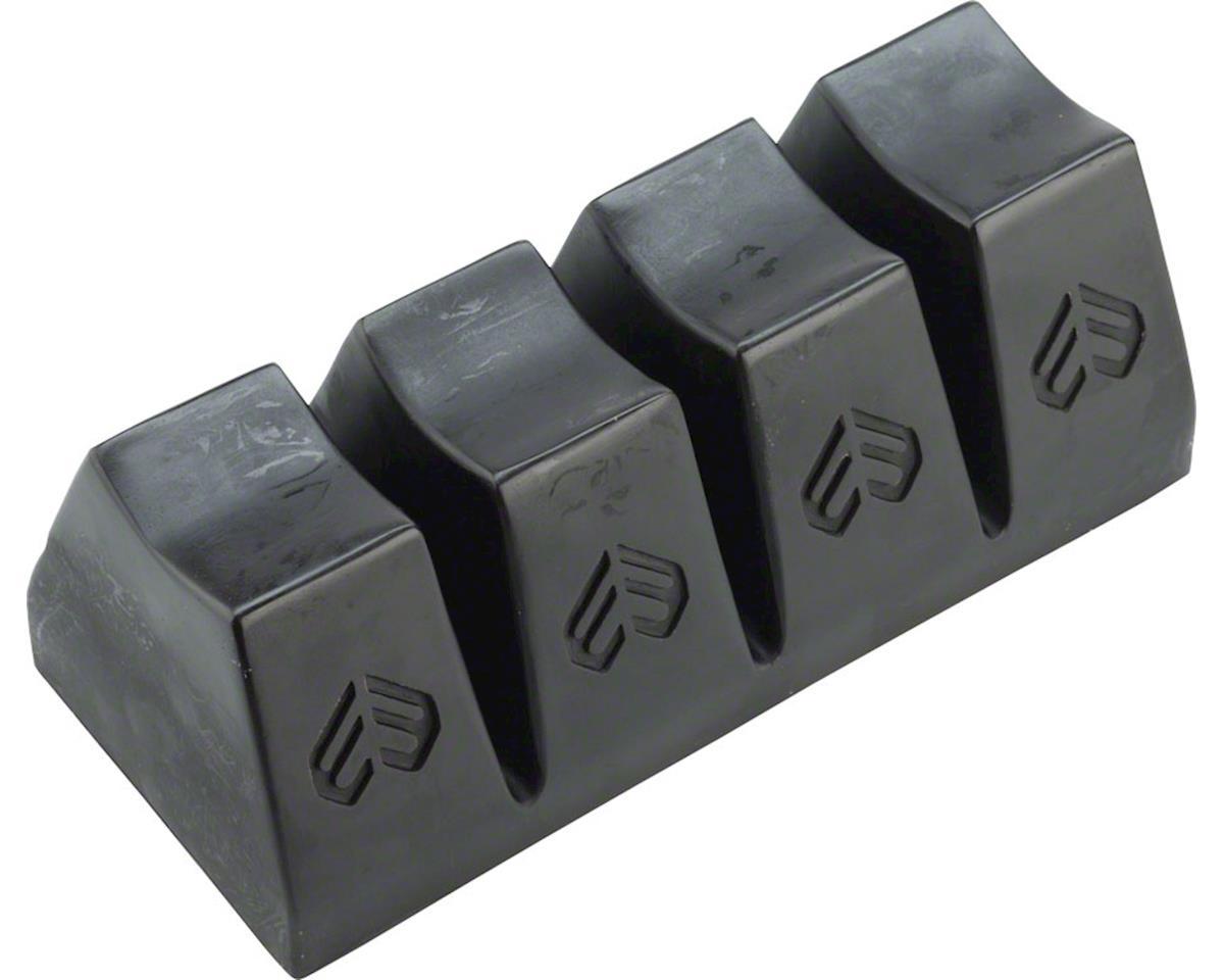 Section Wax Ledge Wax 82mm x 10mm x 224mm Black