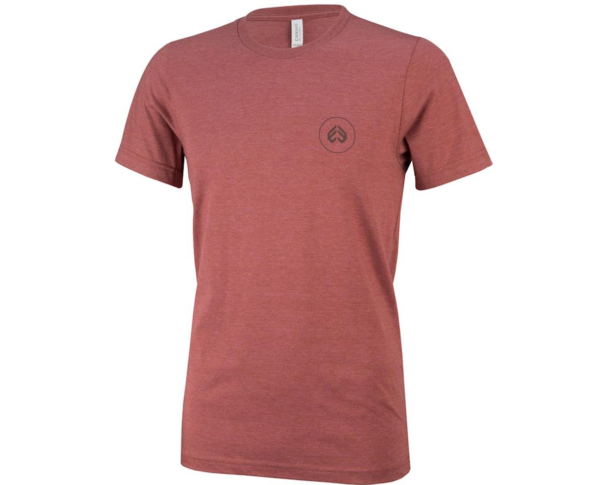 Eclat Circle Icon T-Shirt: Heather Clay 2XL