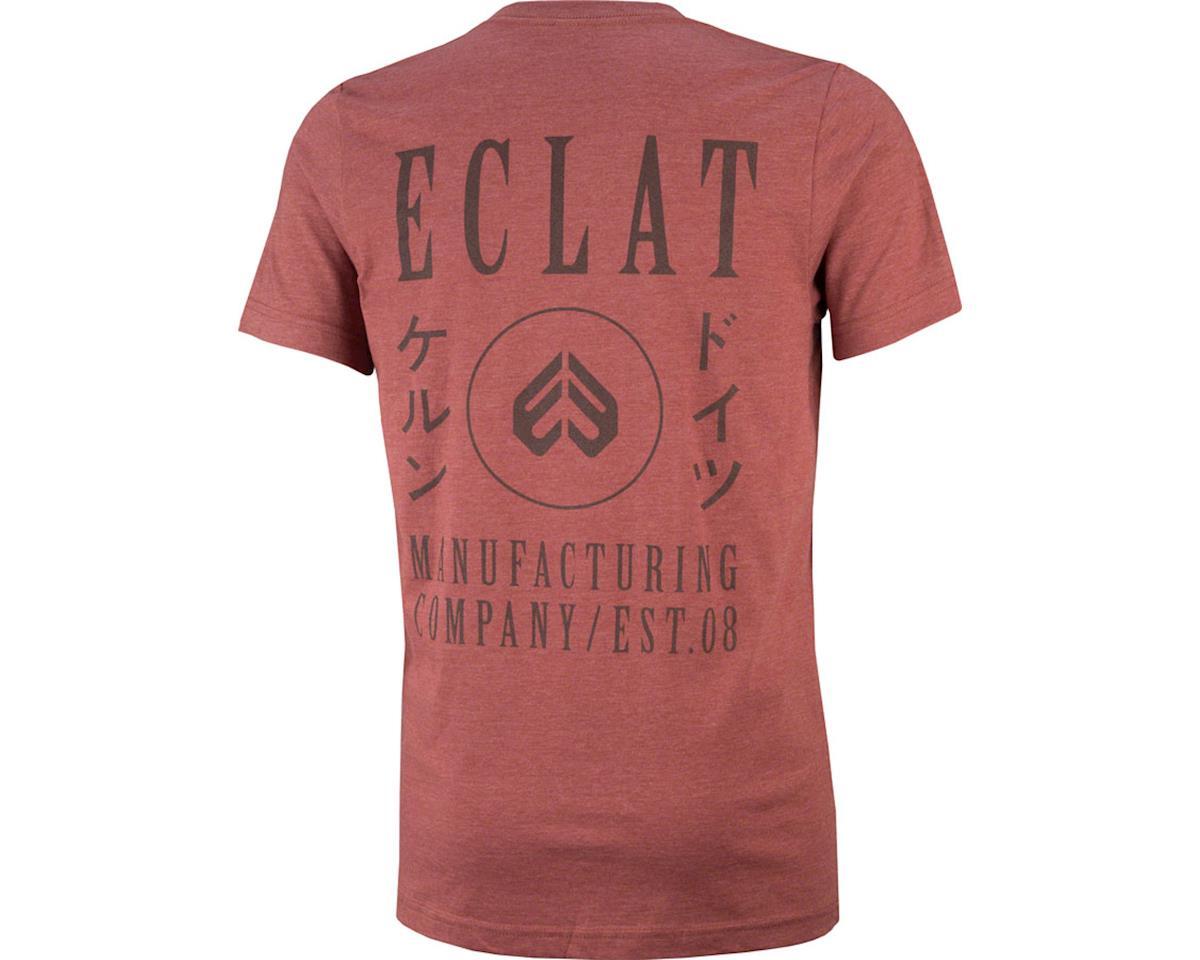 Eclat Circle Icon T-Shirt: Heather Clay 2XL