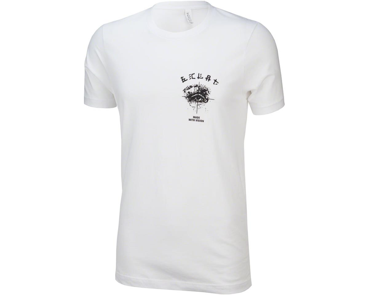 Eclat Vision T-Shirt: White