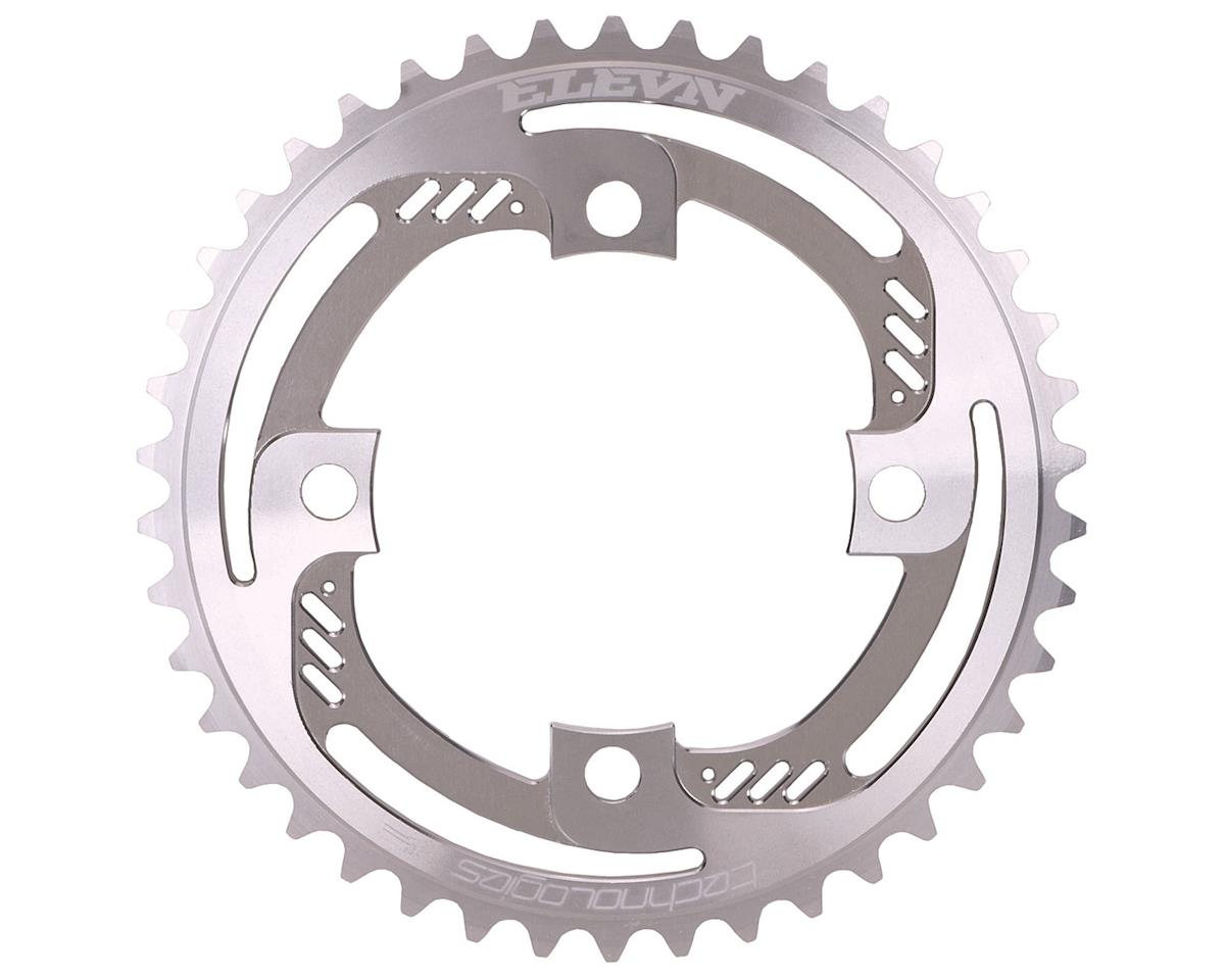 Elevn 4 Thrust 4-Bolt Chainring (Polished) (36T)