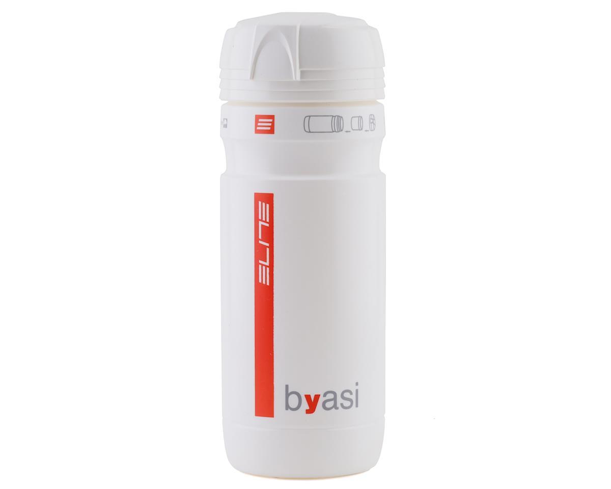 NEW Elite Byasi Tool Holder and Bottle Cage Storage White