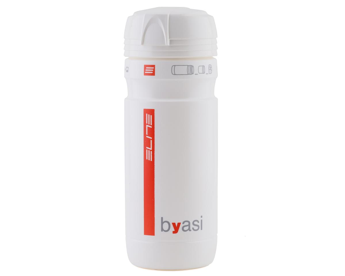 Elite Byasi Tool Holder & Bottle Cage Storage (White) (750ml)