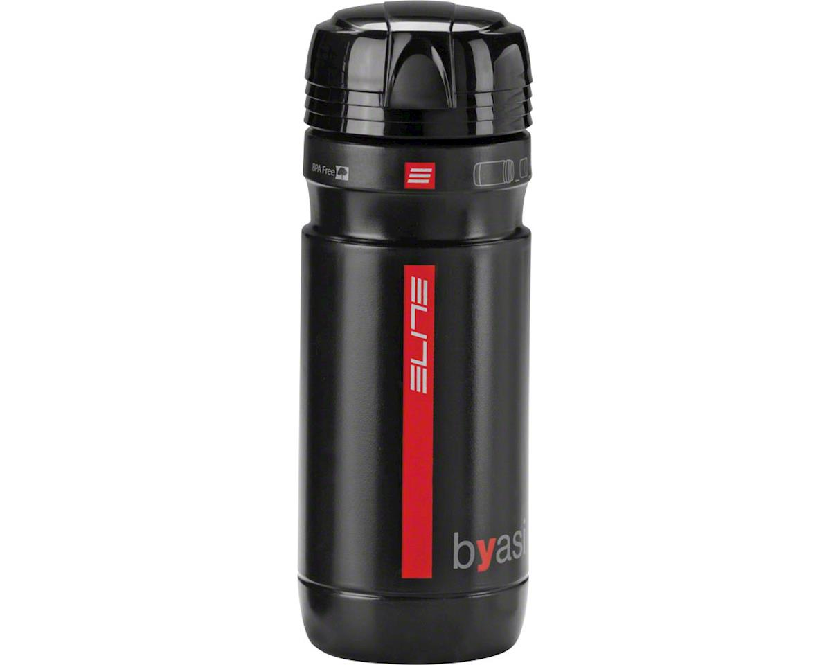 Elite Byasi Tool Holder & Bottle Cage Storage (Black) (750ml)