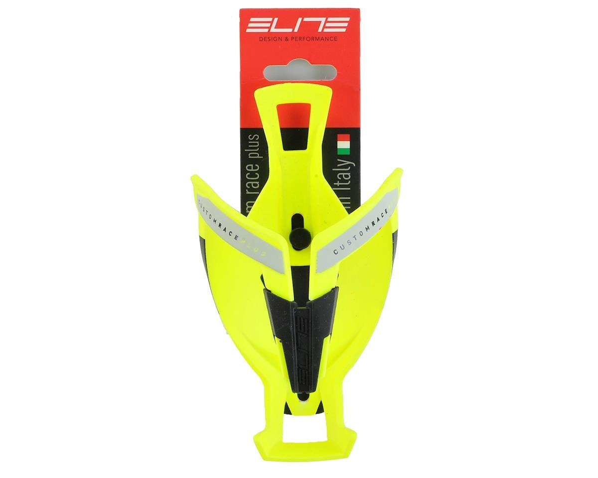 Elite Custom Race Plus Bottle Cage (Flourescent Yellow/Black)