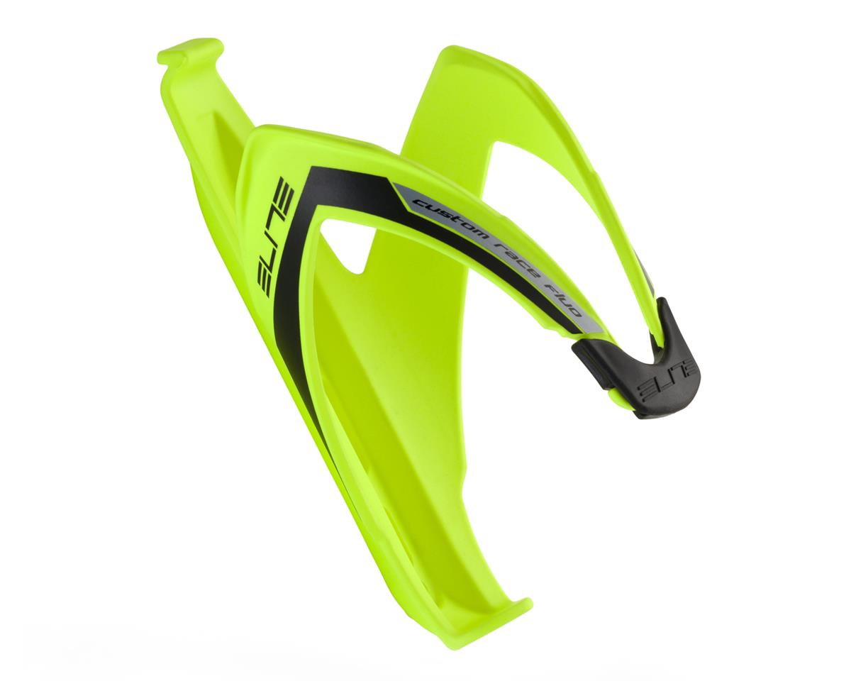 Elite Custom Race Bottle Cage (Fluorescent Yellow/Black)