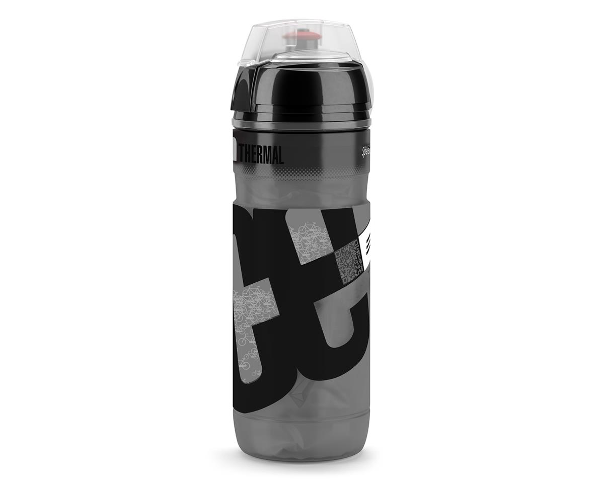 Elite Iceberg 2 Hour Thermal Water Bottle (Black/Grey) (500ml)