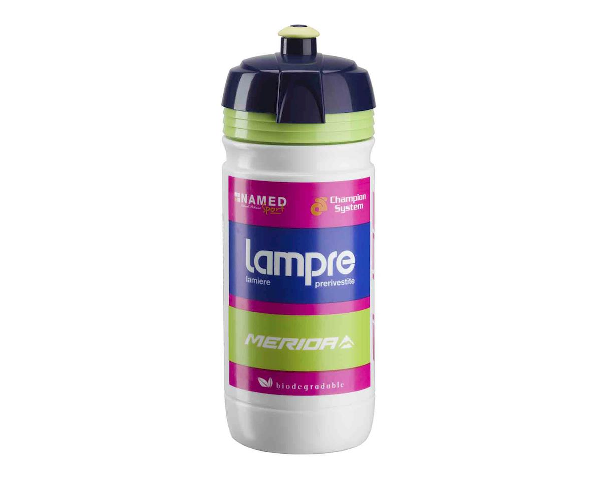 Elite Corsa Lampre Merida Official Team Water Bottle (550ml)