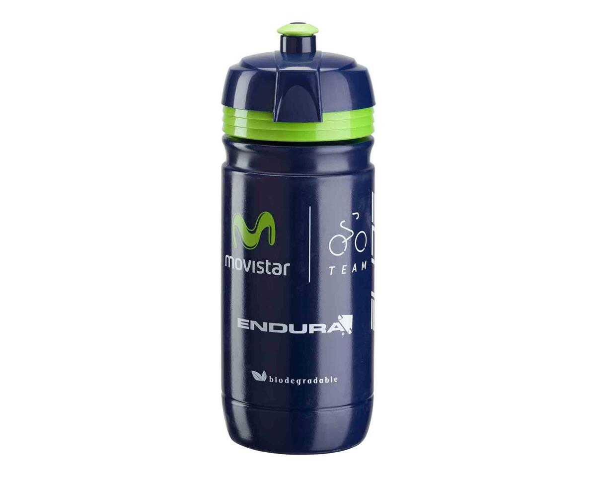 Elite Corsa Movistar Official Team Water Bottle (550ml)