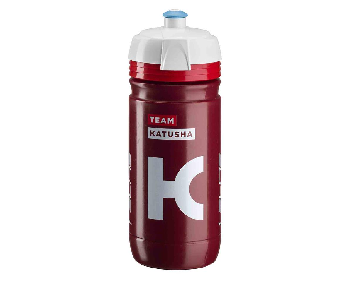 Elite Corsa Katusha Official Team Water Bottle (550ml)