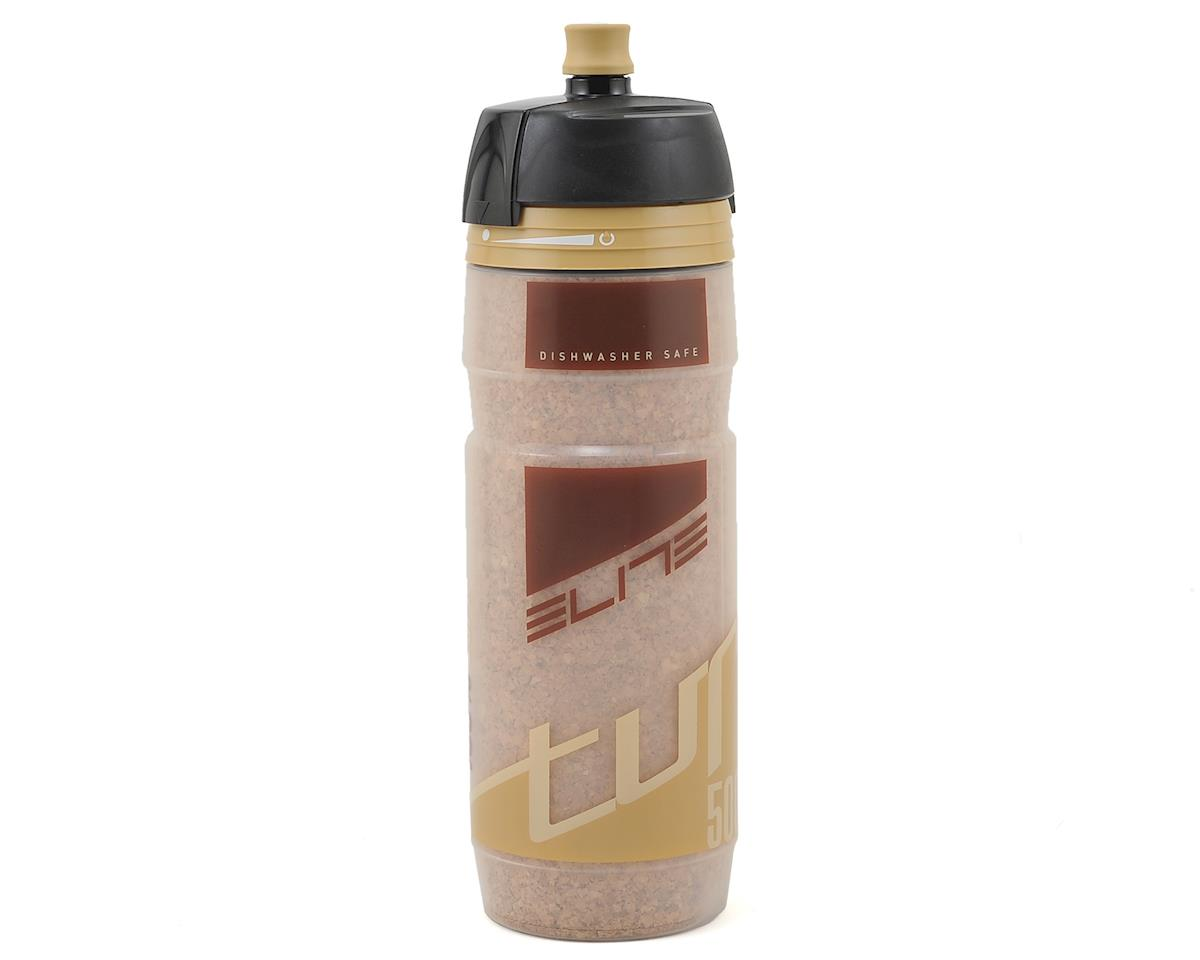 Elite Turacio Cork Insulated 3 Hour Water Bottle (Khaki) (500ml)