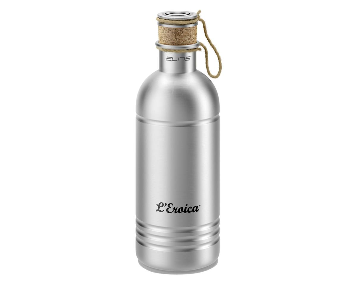 Elite L'Eroica Vintage Metal Water Bottle (600ml)