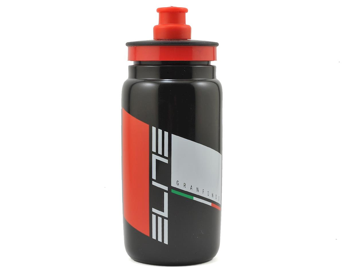 Elite FLY Granfondo Bottle (Black) (550ml)