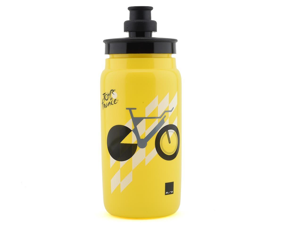Elite FLY Tour de France 2019 Special Edition Race Bottle (Yellow) (550ml)