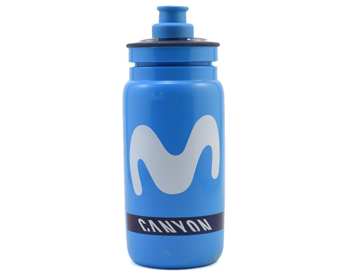 Elite Fly Team Water Bottle (Movistar) (550ml)