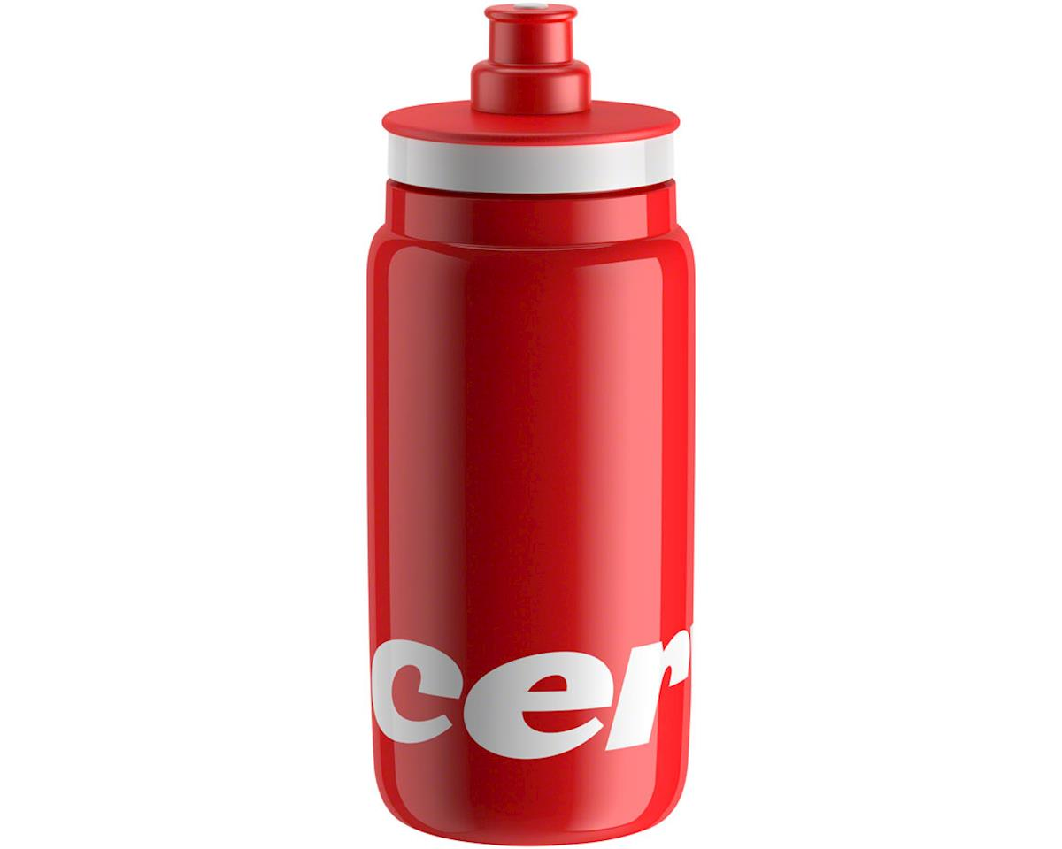 Elite Fly Cervelo Water Bottle (Red) (550ml)