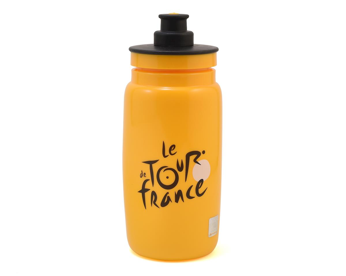Elite FLY Tour de France 2018 Special Edition Race Bottle (Yellow) (550ml)
