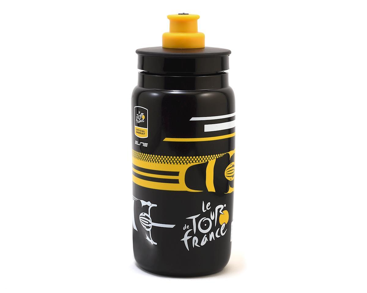 Elite FLY Tour de France 2018 Special Edition Race Bottle (Black) (550ml)