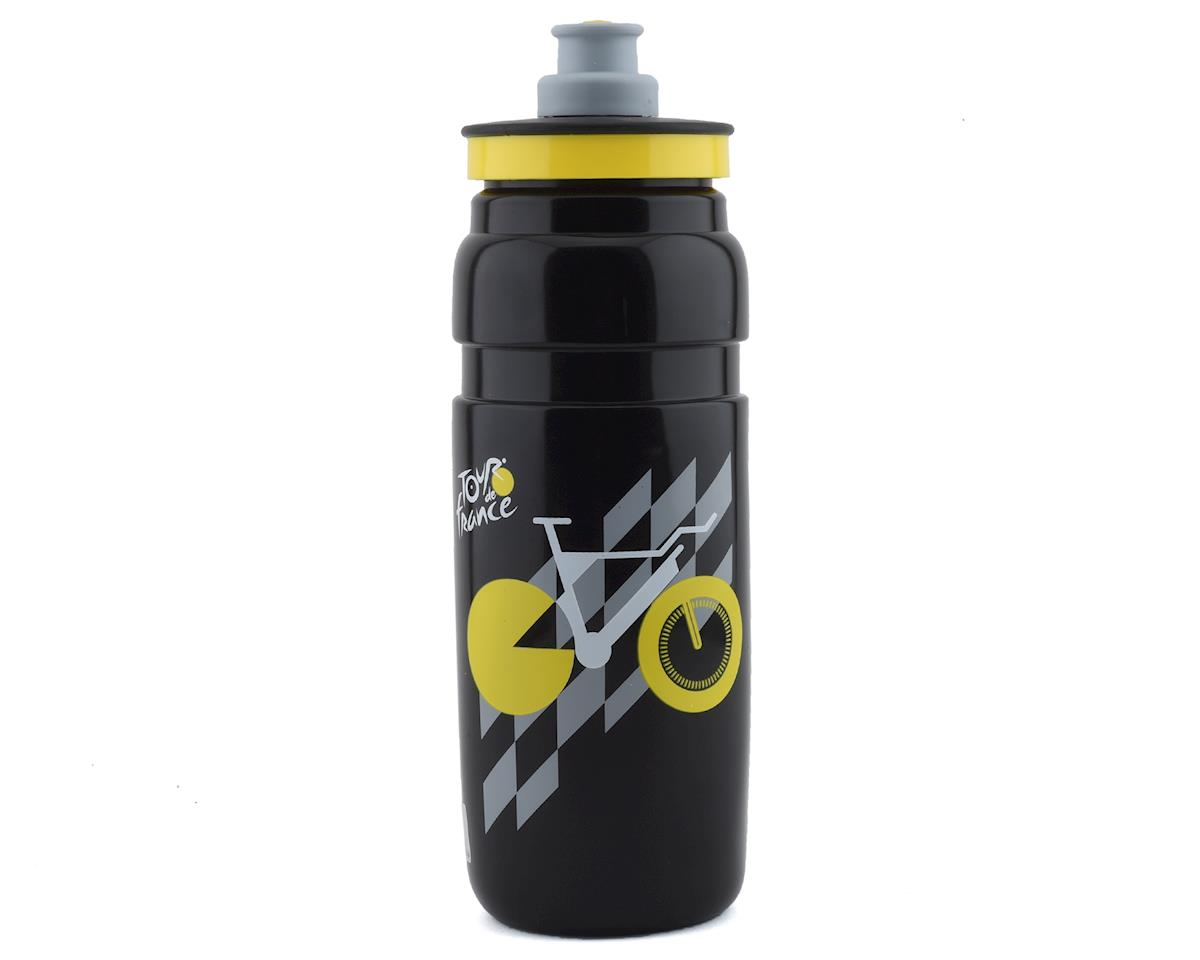 ORANGE//BLACK Elite FLY Lightweight Cycling Water Bottle BPA Free 550 ml