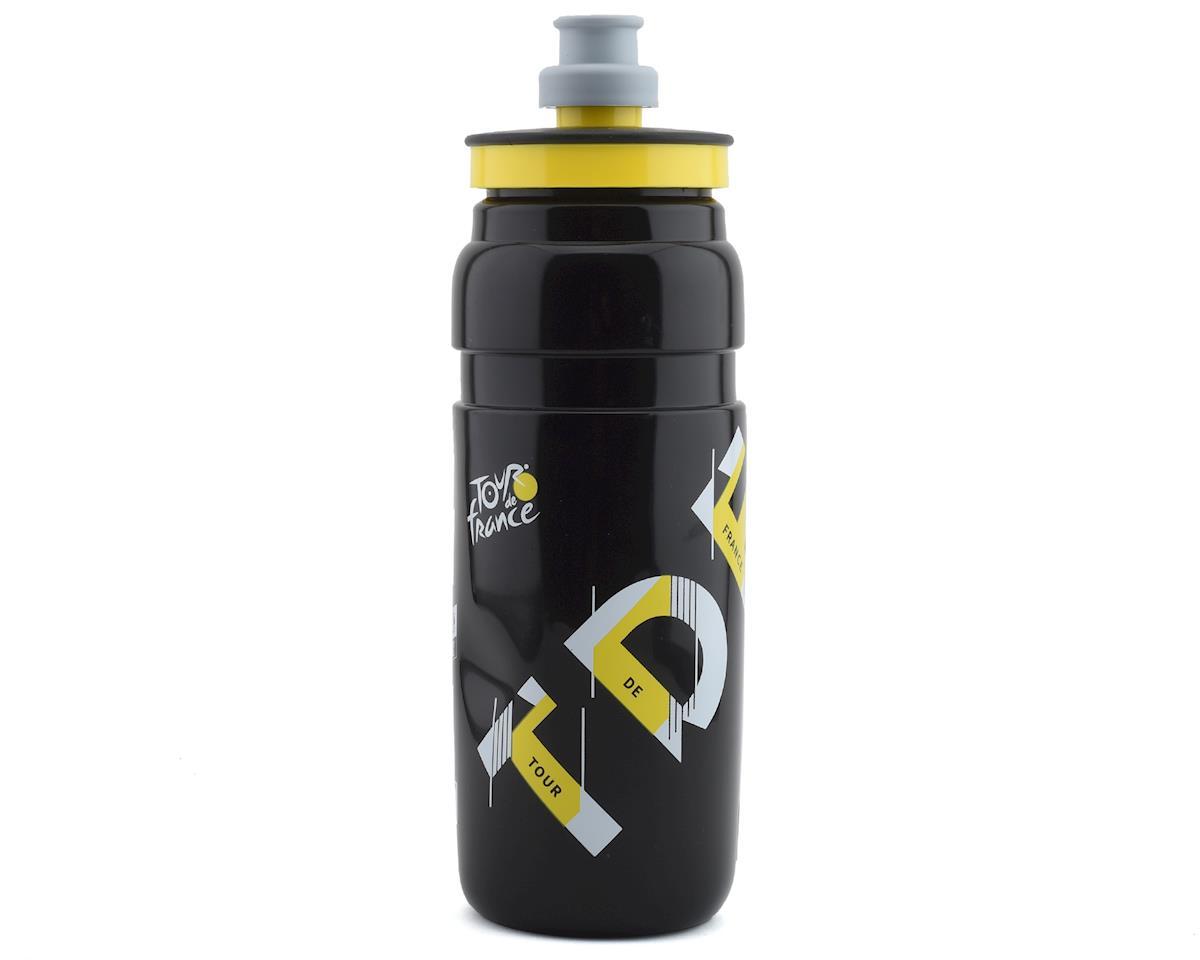 Elite FLY Tour de France 2019 Special Edition Race Bottle (Black) (750ml)