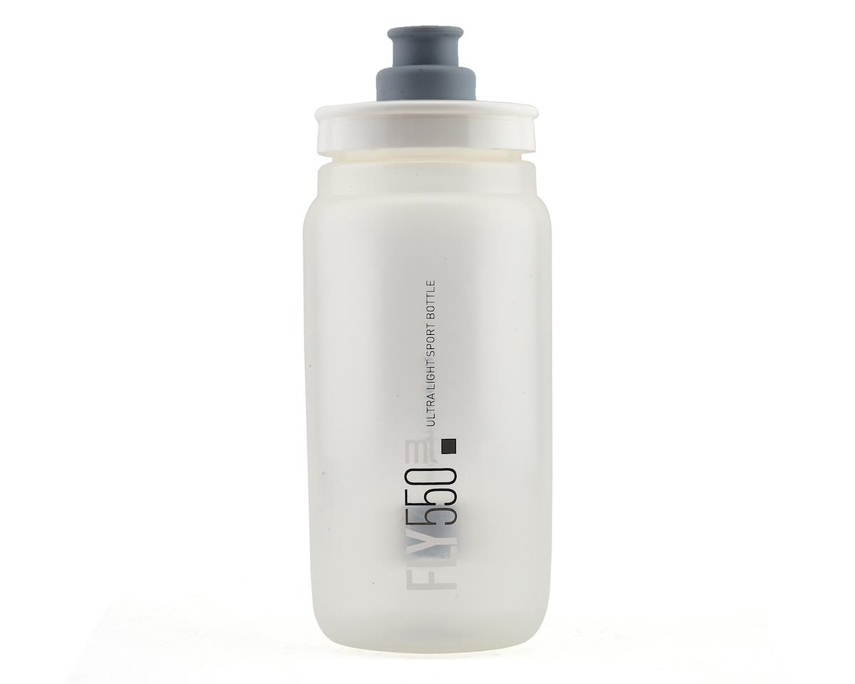 Elite Fly Bottle (Clear/Grey) (550ml)