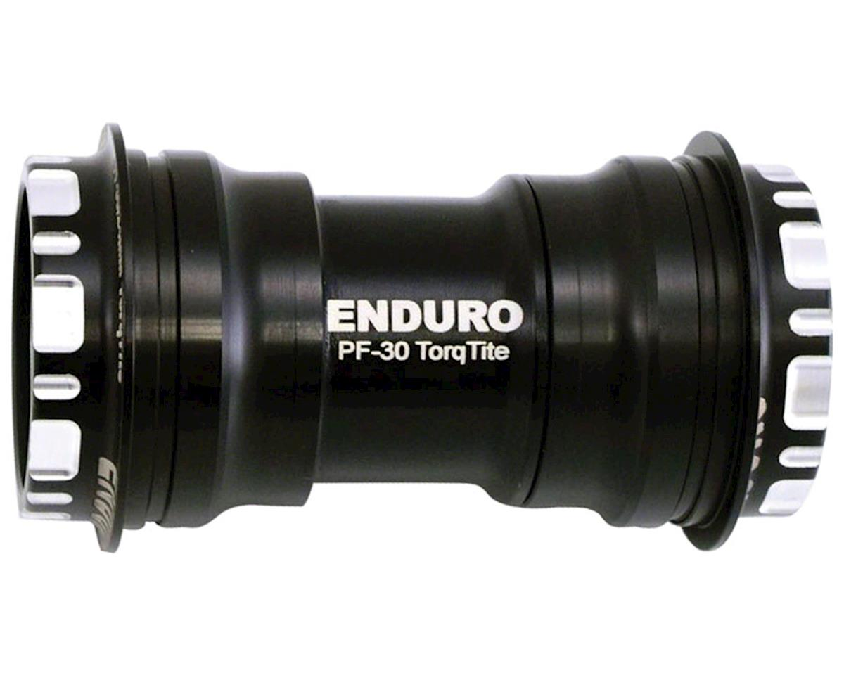 Enduro TorqTite Bottom Bracket: PF30 to 24mm, XD-15 Corsa Angular Contact Cerami