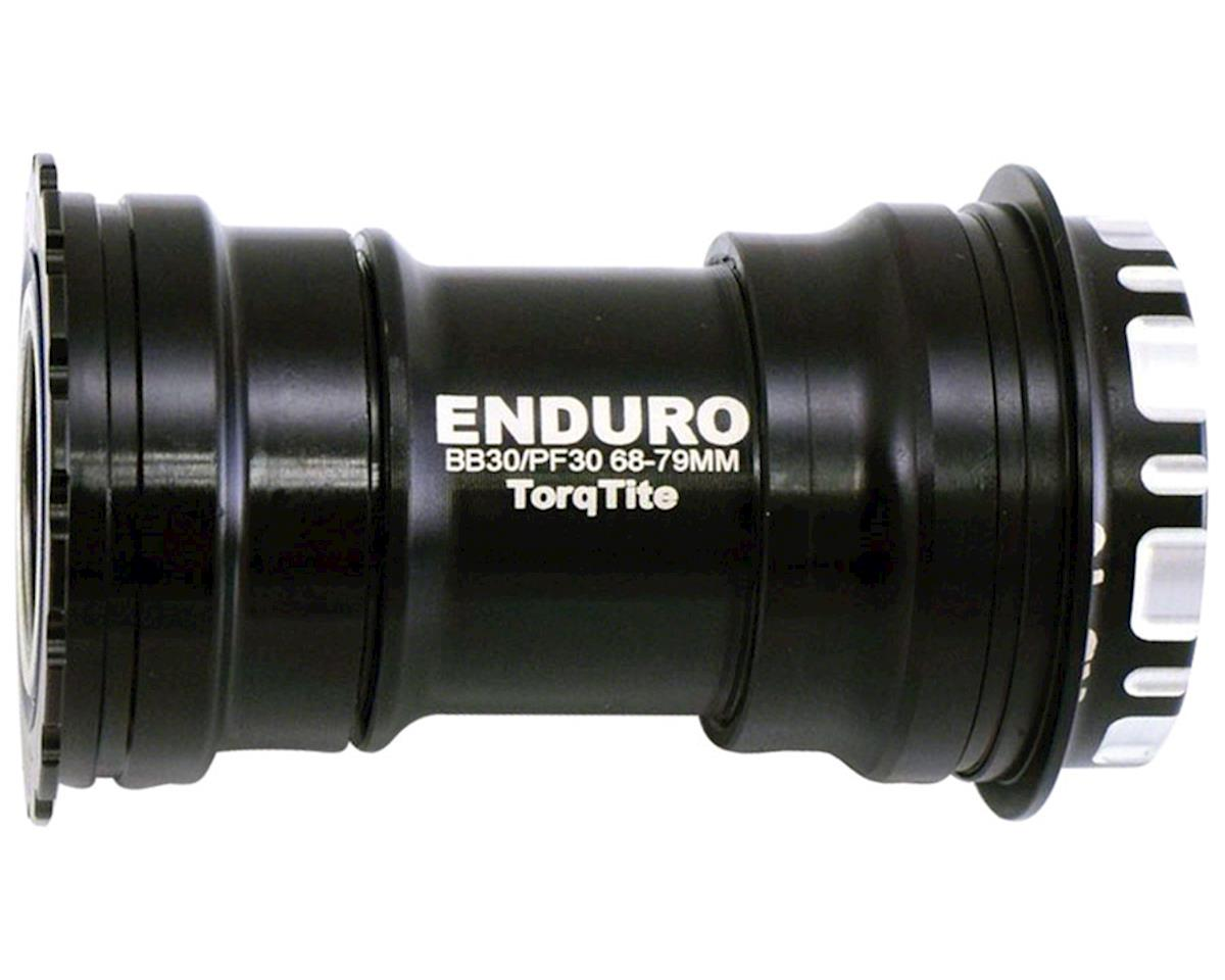 Enduro TorqTite Bottom Bracket: BBright to 24mm XD-15 Corsa Angular Contact Cera