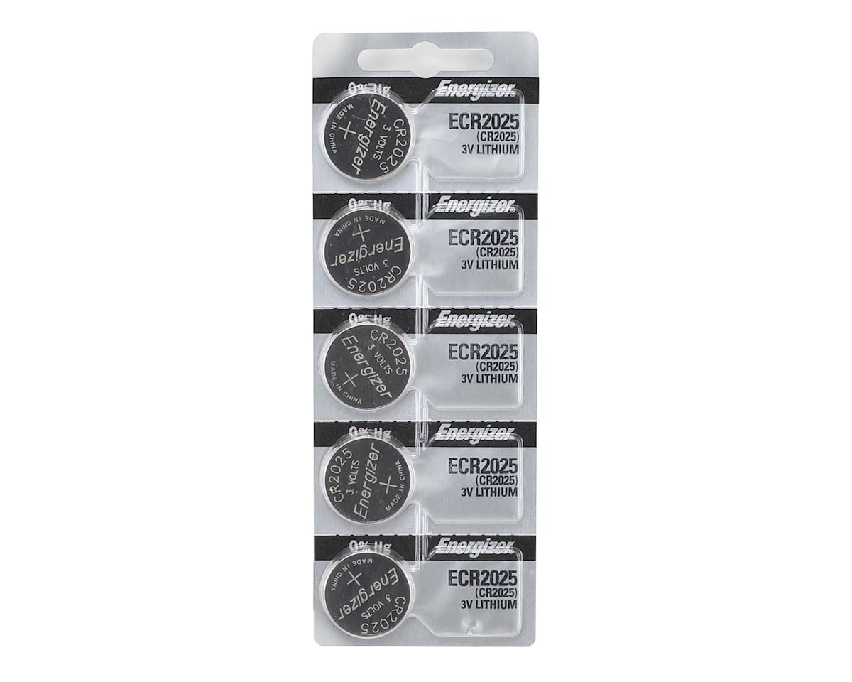 Energizer ECR2025 Lithium Battery (5 Pack)