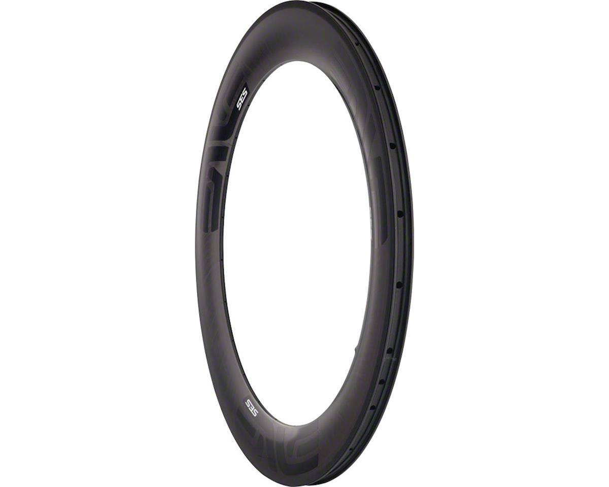 SES 78mm G2 Clincher Rim (Black) (700c) (24H)