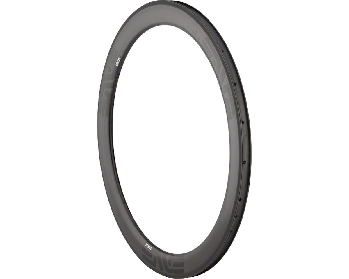 Enve SES 42mm G2 Tubeless Ready Clincher Rim (Black) (700c) (24H)