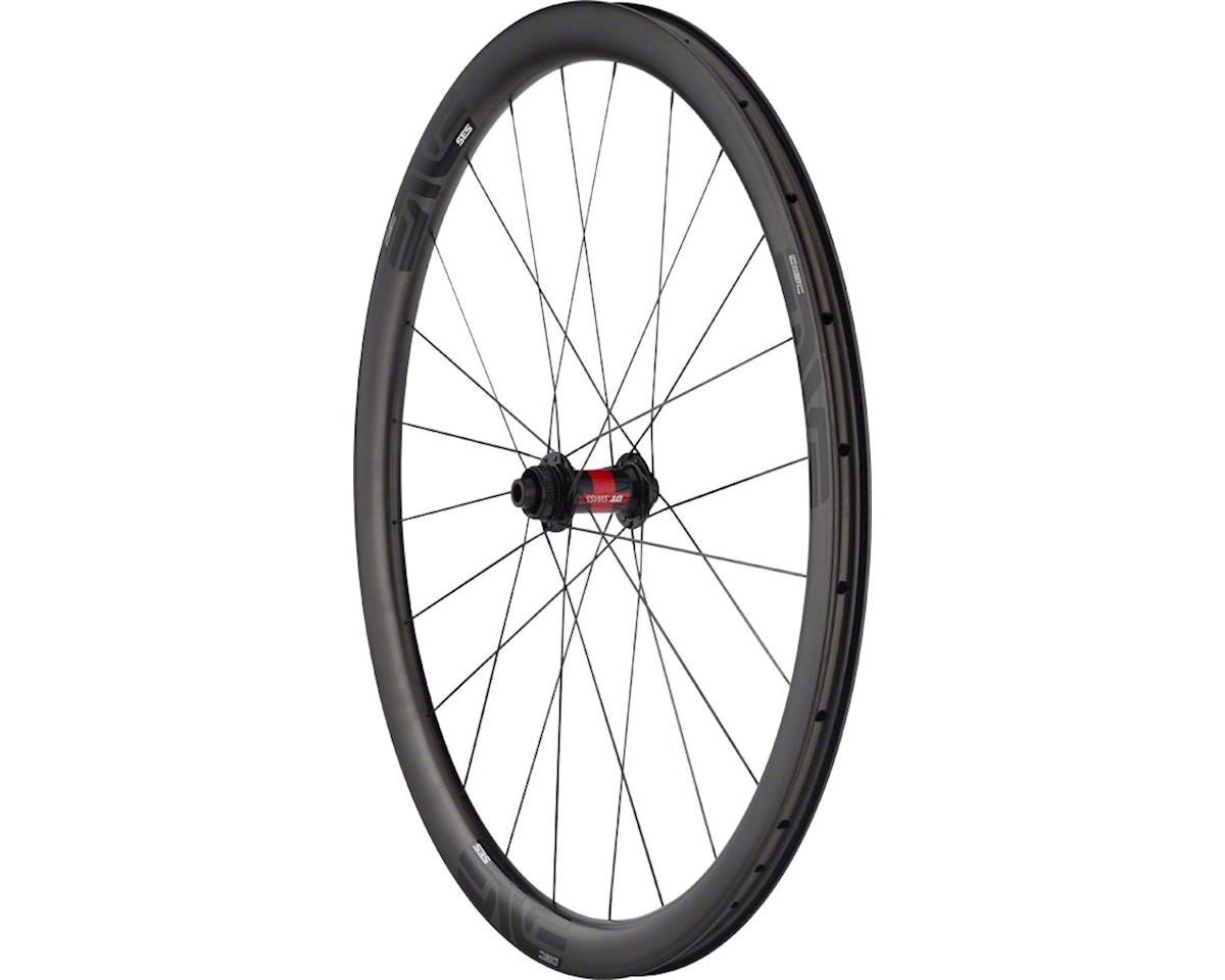Enve SES 3.4 Wheelset - 700c, 15 x 100mm/12 x 142mm,HG 11, Center-Lock, Black