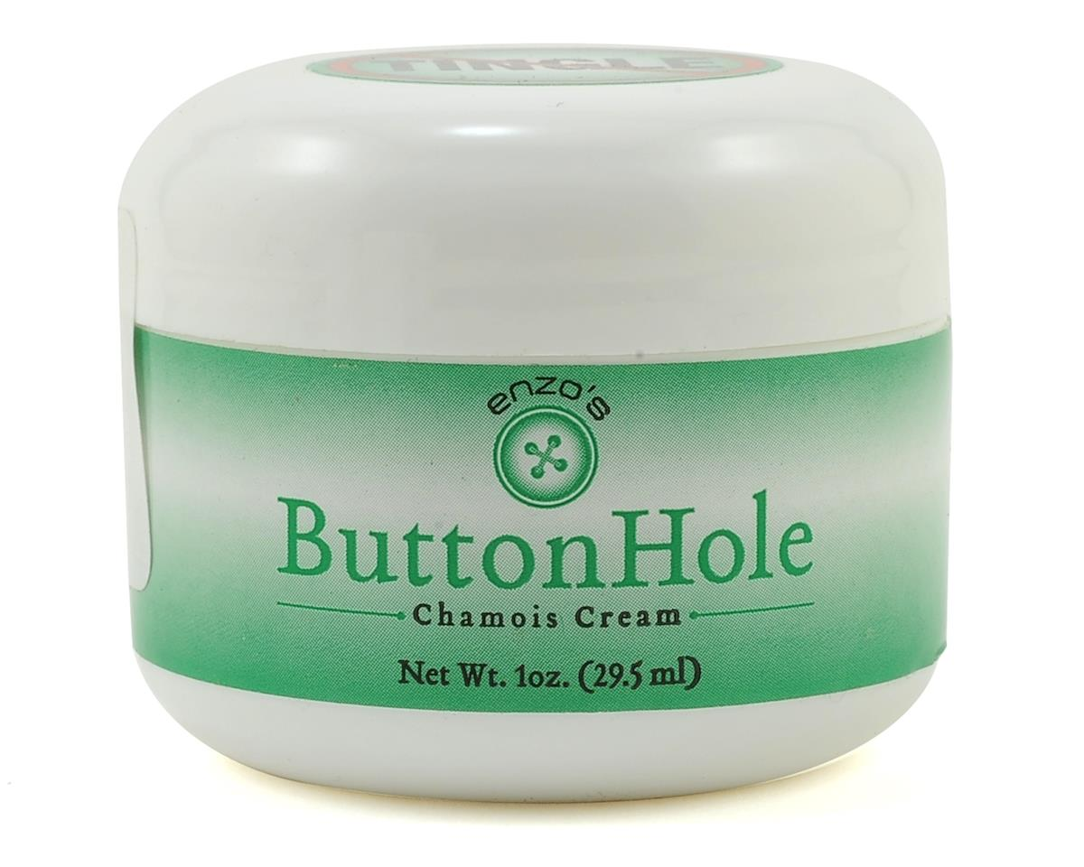 Enzo's Button Hole No Tingle Chamois Creme (1 oz)