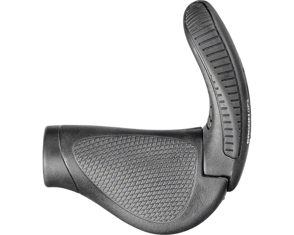 Ergon GP3 Gripshift (Black/Gray) (S)